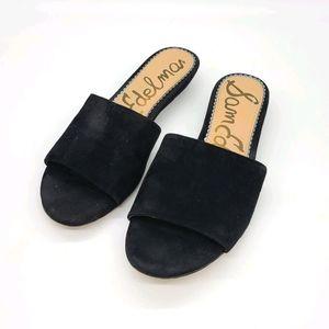 Sam Edelman Suede Slides Sandals